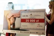 gala 25-lecie attic centrum budowlane czek SENECTUS