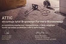 brązowy partner biznesowy attic składy budowlane