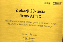 gratulacje xella polska attic składy budowlane