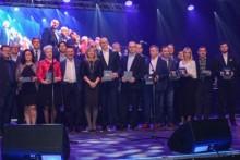 jubileuszowy bankiet 20-lecie polskie składy budowlane attic