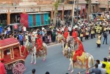 magiczne Indie parada