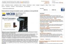 Małopolskie Centrum Edukacji MCEB architektura.info Centrum Budowlane Attic