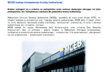 Małopolskie Centrum Edukacji MCEB budnet.pl Składy Budowlane Attic