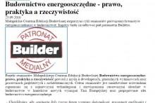 Małopolskie Centrum Edukacji MCEB builder.pl Centrum Budowlane Attic