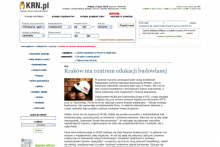 Małopolskie Centrum Edukacji MCEB Krakowski Rynek Nieruchomości Attic