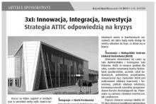 Małopolskie Centrum Edukacji MCEB Krakowski Rynek Nieruchmości Centrum Budowlane Attic