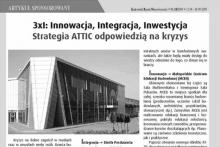 Małopolskie Centrum Edukacji MCEB Krakowski Rynek Nieruchomości Attic Składy Budowlane