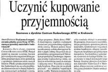 piknik rozmowa z dyrektorem centrum budowlanego attic gazeta wyborcza