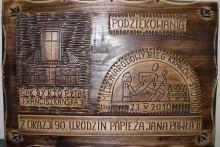 podziękowanie międzynarodowy bieg Kraków Skotniki attic centrum budowlane