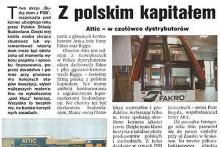 polski kapitał polskie składy budowlane fakro rigips attic dziennik polski