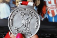 wsparcie międzynarodowy turniej hokeja na lodzie kobiet centrum budowlane attic