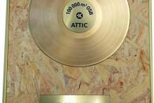 złota płyta swiss krono centrum budowlane attic